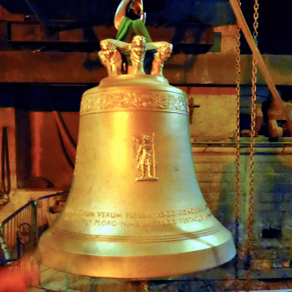 Grassmayr Bell Museum, Innsbruck, Austria