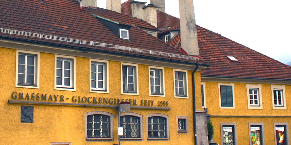 Grassmayr Bell Foundry, Innsbruck, Austria