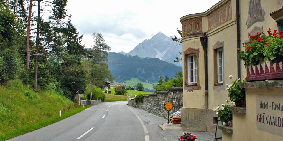Hotel Restaurant Grünwalderho, Patsch, Austria