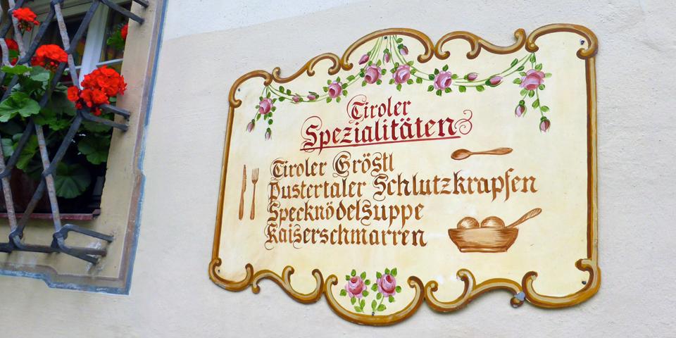 Grunwalder specialties