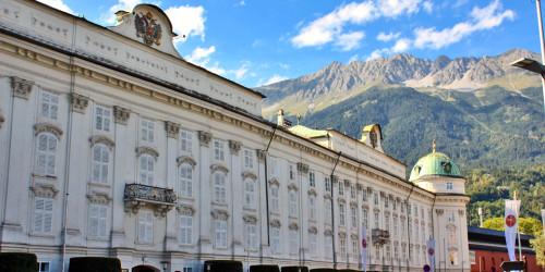 Hofburg, Innsbruck, Austria