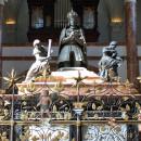 Maximilian I lives on in Innsbruck, Austria