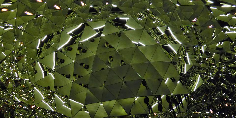 Swarovski Crystal Worlds, Wattens, Austria