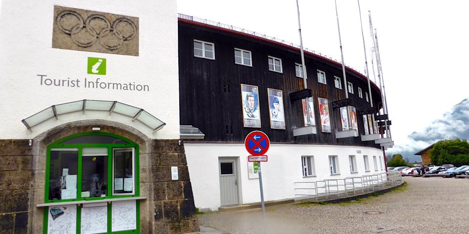 Olympic Stadium, Garmisch-Partenkirchen