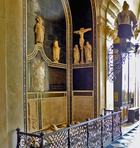 tomb of Archduke Ferdinand II, Innsbruck, Austria