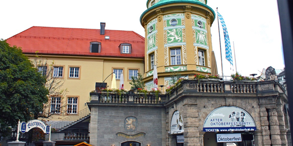 Löwenbräu, Munich