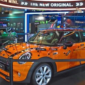 MINI, BMW World, Munich