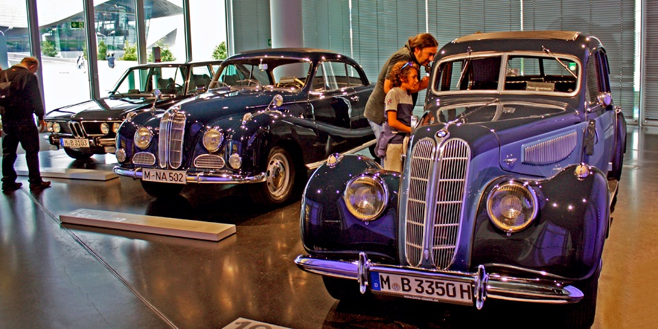 1939 BMW 335 , BMW Museum, Munich - Notable Travels | Notable Travels
