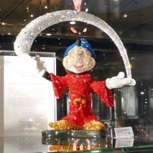 The Sorcerer, Swarovski Crystal Worlds
