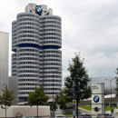 BMW World and the BMW Museum, Munich, Germany