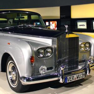 Rolls-Royce, BMW Museum, Munich