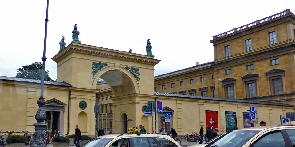 Alte (Old) Pinakothek, Munich