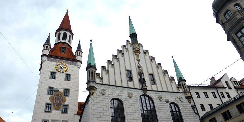 Old Town Hall, Munich