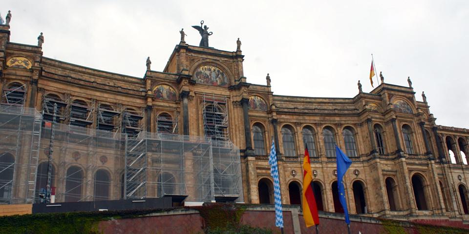 The Maximilianeum, Munich