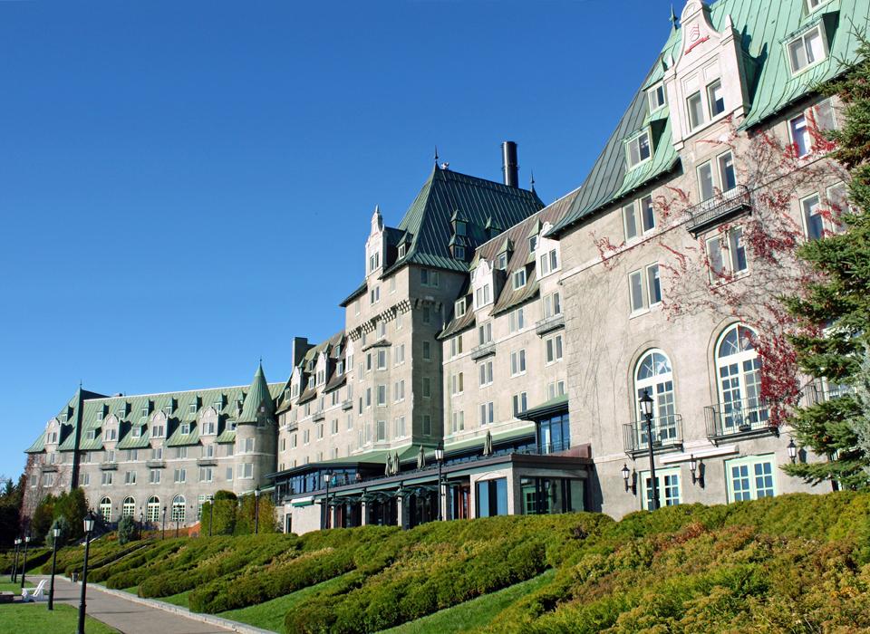 Le Manoir Richelieu, La Malbaie, Charlevoix, Quebec, Canada