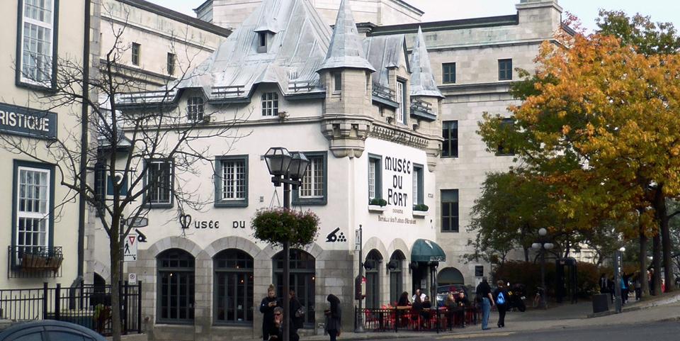 Musée du Fort, Quebec City
