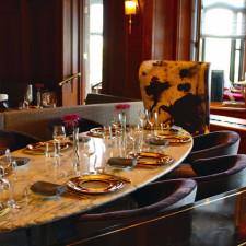 Champlain dining room, The Fairmont Le Château Frontenac, Quebec City