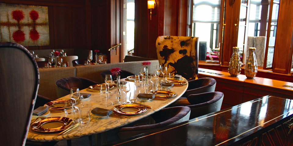 Quebec City Chateau Frontenac Champlain Dining Room Kings Table - King's table restaurant