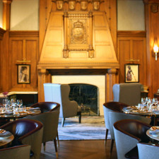 Champlain dining room, Chateau Frontenac, Quebec City