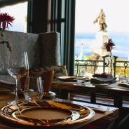 The Fairmont Le Château Frontenac's Le Champlain Restaurant