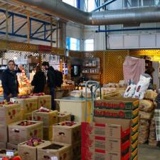 Quebec City public market, Marché du Vieux Port