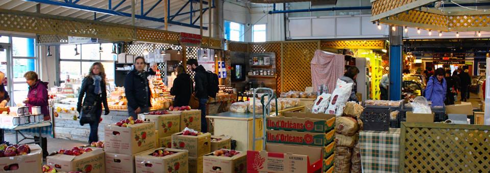 Marché du Vieux-Port, Quebec City Market