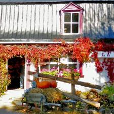 La Tannerie, Baie Saint Paul, Charlevoix, Quebec, Canada