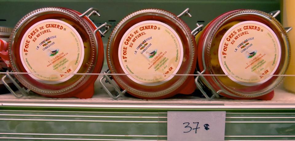 free range ducks for fois gras, La Ferme Basque de Charlevoix, Saint-Urbaine, Quebec, Canada