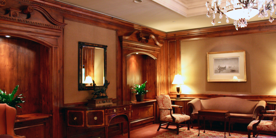 Founders Room, The American Club, Wisconsin