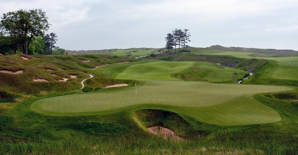 Whistling Straits Golf Course, Sheboygan, Wisconsin
