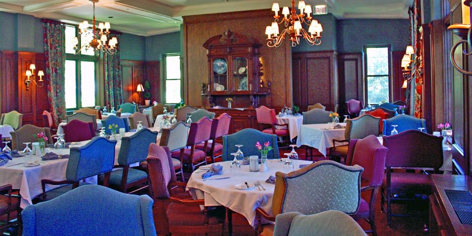 Wisconsin Room, The American Club, Kohler, Wisconsin