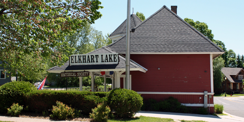 Historical Society, Elkhart Lake, Wisconsin