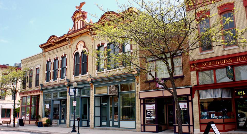 Main Street, Sheboygan, Wisconsin
