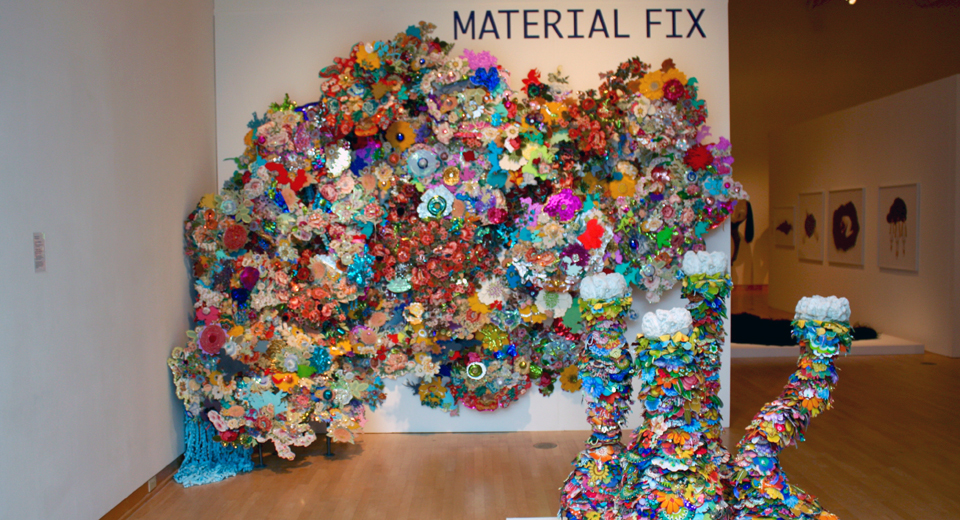 Material Fix, Kohler Arts Center, Sheboygan, Wisconsin