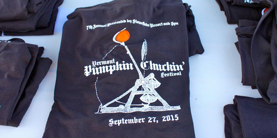 Vermont Pumpkin Chuckin' Festival, Snowflake Mountain Resort & Spa, Stowe, Vermont