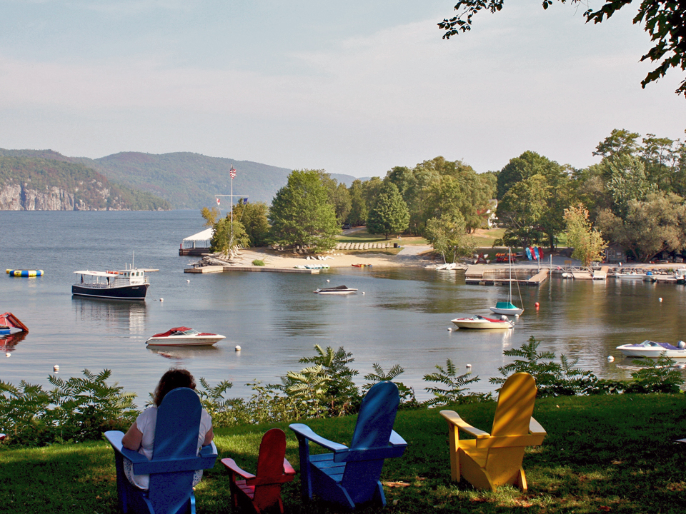 The Basin Harbor Club, Vergennes, Vermont