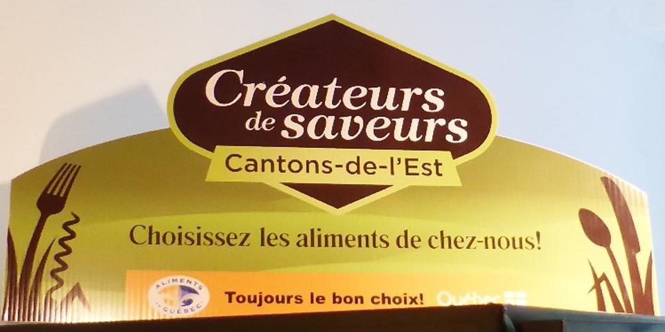 Créateurs de saveurs Cantons-de-l'Est, Eastern Townships, Quebec, Canada