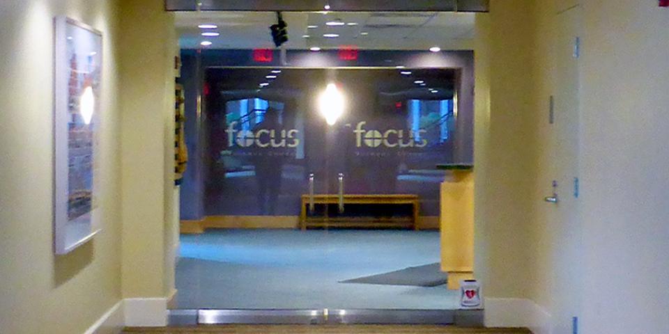 Focus Fitness Center, Southbridge Hotel