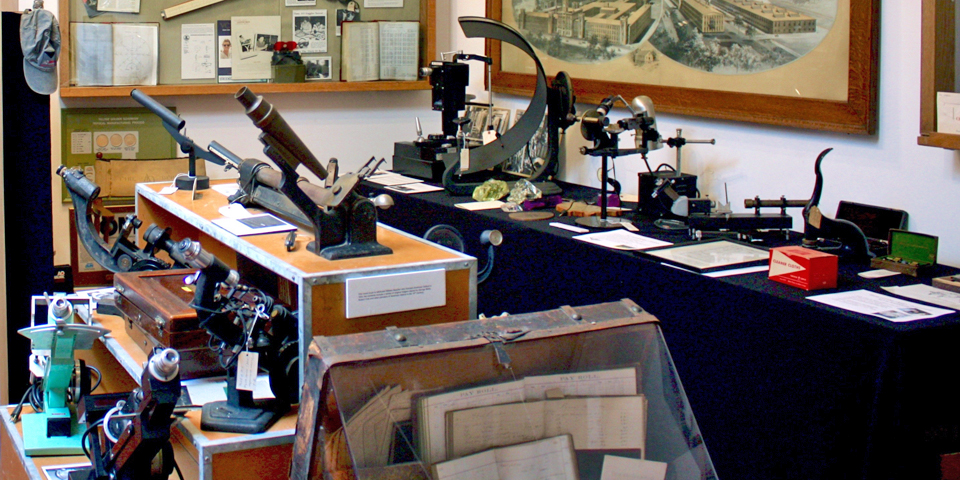 American Optical Museum, Southbridge, Massachusetts