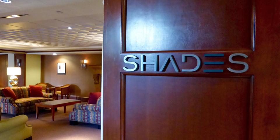 Shades Lounge, Southbridge Hotel, Southbridge, Massachusetts