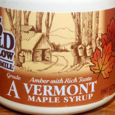 Maple Syrup, Cold Hollow Cider Mill