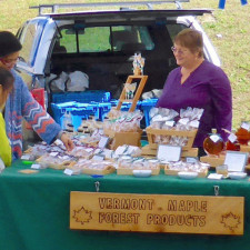 maple products, Stowe Farmers Market