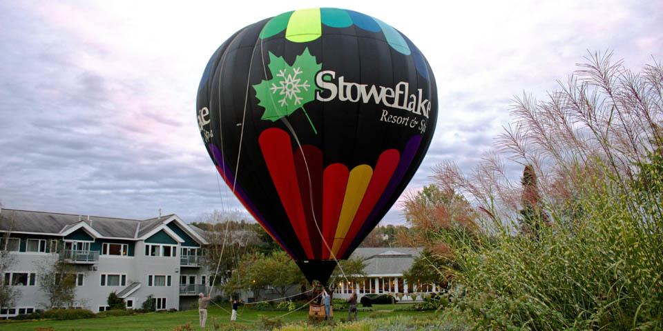 Stoweflake Mountain Resort, Stowe, Vermont