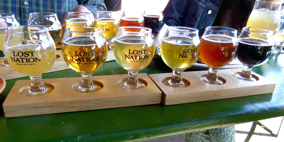 Lost Nation Brewery, Morrisville, VT