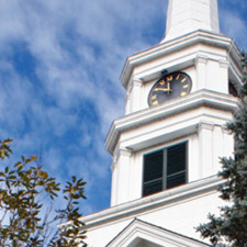 Stowe Community Church, Stowe, Vermont