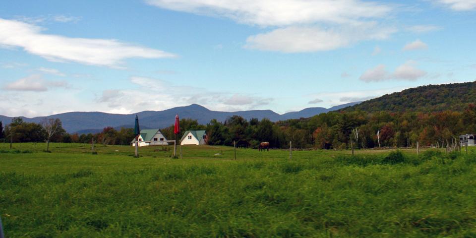 Stowe area, Vermont