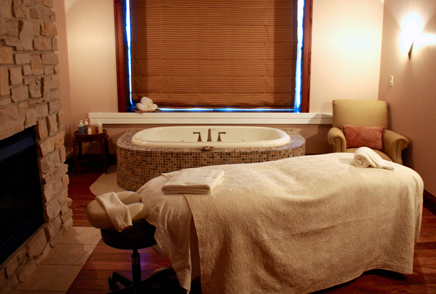 Aspira Spa, The Osthoff Resort, Elkhart Lake, Wisconsin