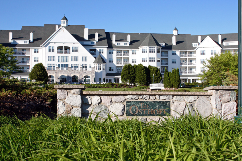 The Osthoff Resort, Elkhart Lake, Wisconsin