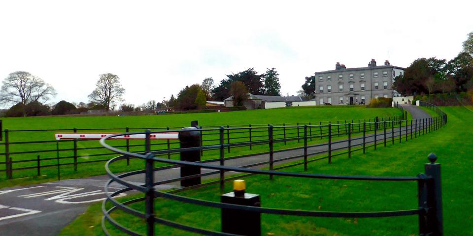 Oldbridge estate, site of the Battle of the Boyne, County Meath, Ireland