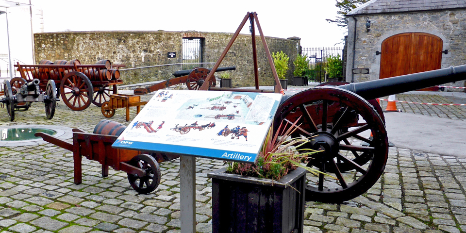 Visitor Center in the Oldbridge estate, site of the Battle of the Boyne, County Meath, Ireland